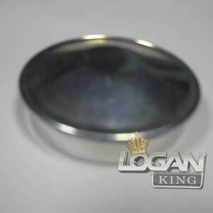 Колпачок задней ступицы (металлический) (Германия), аналог 7700754393, для Рено Логан / Сандеро
