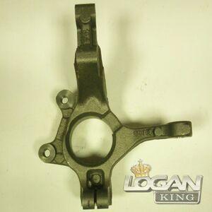 Кулак поворотный левый Largus 8V c АБС Tork (Турция), для Рено Логан / Сандеро