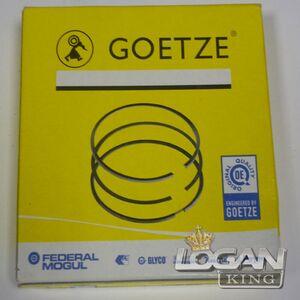 Кольца поршневые (1 цилиндр) ремонт 0,5 мм Goetze (Бельгия), для Рено Логан / Сандеро