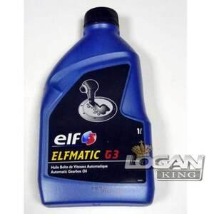 Масло гидроусилителя руля ELFMATIC G3 (1л) ELF (Франция), для Рено Логан / Сандеро