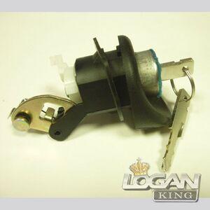 Замок багажника c двумя ключами (ключ без пластика) Asam-sa (Румыния), аналог 7701367940, для Рено Логан / Сандеро