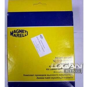 Провода высоковольтные Magneti Marelli (Италия), аналог 8200506297, для Рено Логан / Сандеро