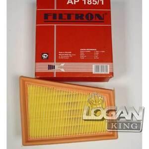 Фильтр воздушный (1,6 16V) Filtron (Польша), аналог 8200431051, для Рено Логан / Сандеро