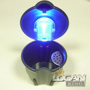 Пепельница с LED подсветкой Mega Drive (Румыния), аналог 8200079131, для Рено Логан / Сандеро