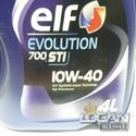 Масло моторное ELF EVOLUTION 700 STI 10W40 (4 л) п/синтетика ELF (Франция), для Рено Логан / Сандеро