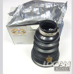 Пыльник привода наружного право-лево Lobro (GKN) (Франция), аналог 6001547699, для Рено Логан / Сандеро