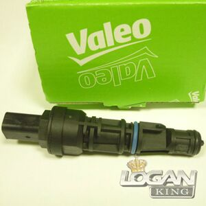 Датчик скорости (контакты треугольник) Valeo (Франция), аналог 7700418919, для Рено Логан / Сандеро