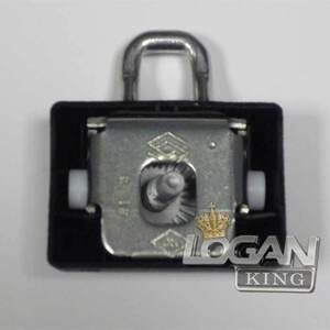 Замок багажника (ответная часть) Renault оригинал (Франция), аналог 7700434689, для Рено Логан / Сандеро