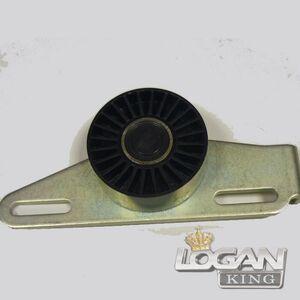 Ролик ремня генератора натяжной (ГУР,без кондиционера) с 2010 г.в. Renault оригинал (Франция), аналог 8200849831, для Рено Логан / Сандеро