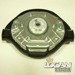 Подушка безопасности в руль (фаза 1) Renault оригинал (Франция), аналог 8200924361, для Рено Логан / Сандеро