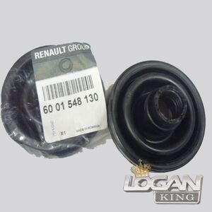 Пыльник фары (резиновый) Renault оригинал (Франция), аналог 6001548130, для Рено Логан / Сандеро