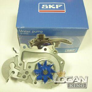 Водяной насос (помпа) до 2010 года SKF (Швеция), аналог 7701478018, для Рено Логан / Сандеро