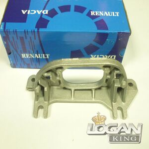 Кронштейн левой опоры двигателя Renault оригинал (Франция), аналог 6001547896, для Рено Логан / Сандеро